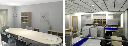 Designed in Microcad autodecco, The interior design software