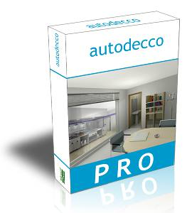 Main features of autodecco 14 PRO Interior Design, the interior design software. Fast, reliable, easy to use and learn, customizable and AutoCAD compatible.